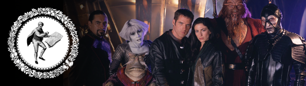 Raunch Reviews: Farscape