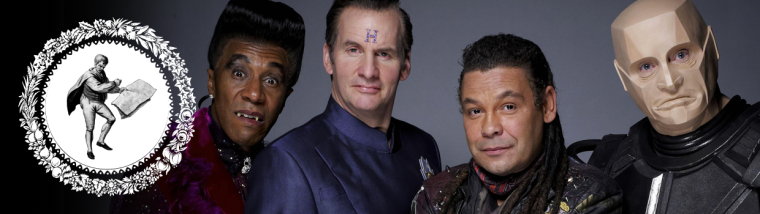 Raunch Review: Red Dwarf