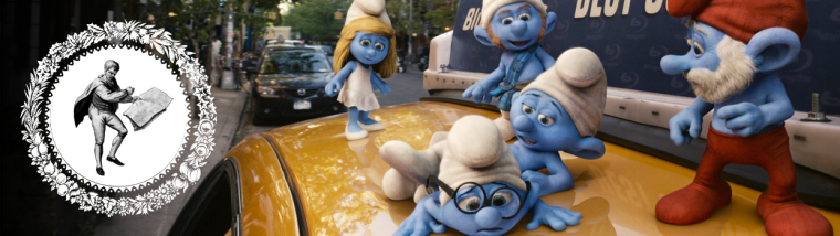 Raunch Review: The Smurfs