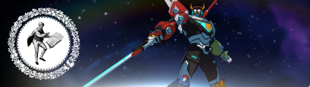 Raunch Review: Voltron: Legendary Defender