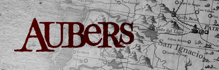 Aubers: A Free 18th Century Cartography Brush Set for Fantasy Maps