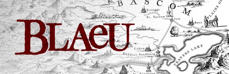 Blaeu: A Free 17th Century Cartography Brush Set for Fantasy Maps