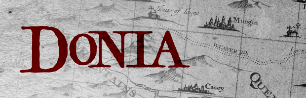 Donia: A Free 17th Century Cartography Brush Set for Fantasy Maps