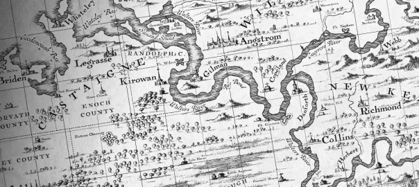 Popple: A Free 18th Century Cartography Brush Set for Fantasy Maps