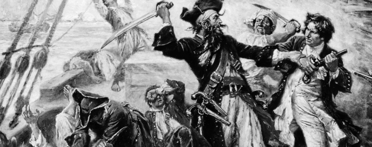 The Faux-Language of Piracy