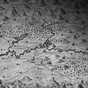Walser: An 18th Century Cartography Brush Set