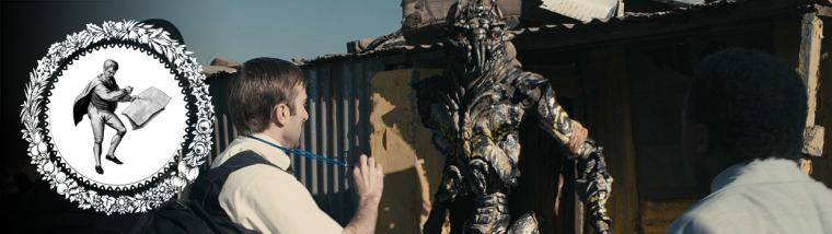 Raunch Review: District 9