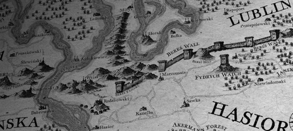 Van der Aa: A Free 18th Century Cartography Brush Set for Fantasy Maps