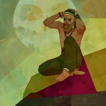 "Sam Hogg - The Whaler Girl - ""Kalam Masad"""