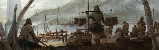 """Sam Hogg - The Whaler Girl - """"Varlsbeyn"""""""