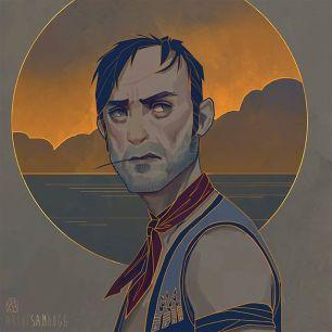 "Sam Hogg - The Whaler Girl - ""Saul"""