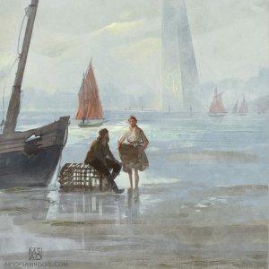 """Sam Hogg - The Whaler Girl - """"Varlsbeyn Summer"""""""