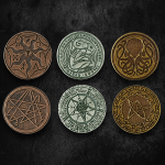 Cthulhu Coin Set