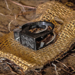 The Crate of Cthulhu Cult Ring