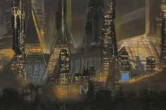 "Syd Mead - ""San Angeles"""