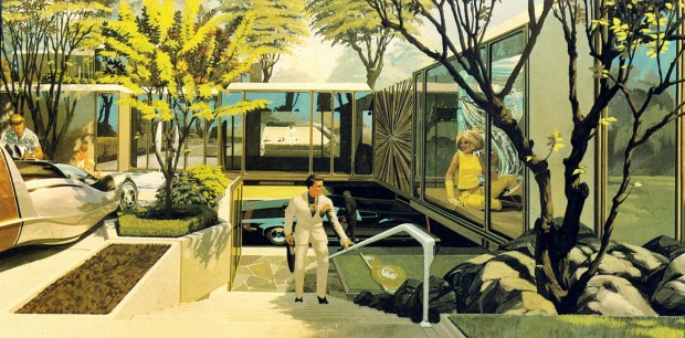 "Syd Mead - ""US Steel Series"""