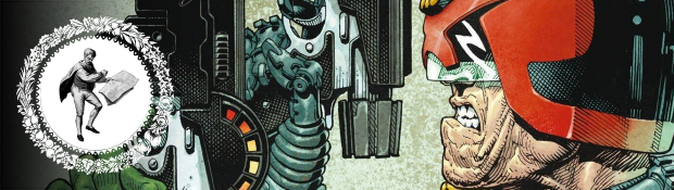 Raunch Review: Judge Dredd