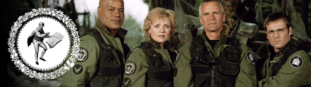 Raunch Review: Stargate SG-1
