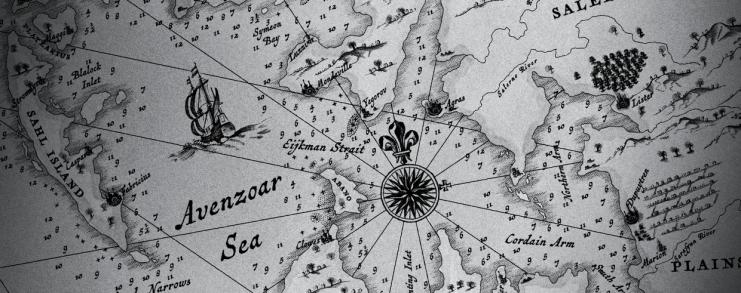 Jansson: A Free 17th Century Cartography Brush Set