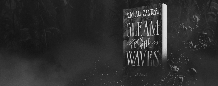Gleam Upon the Waves Cover Reveal