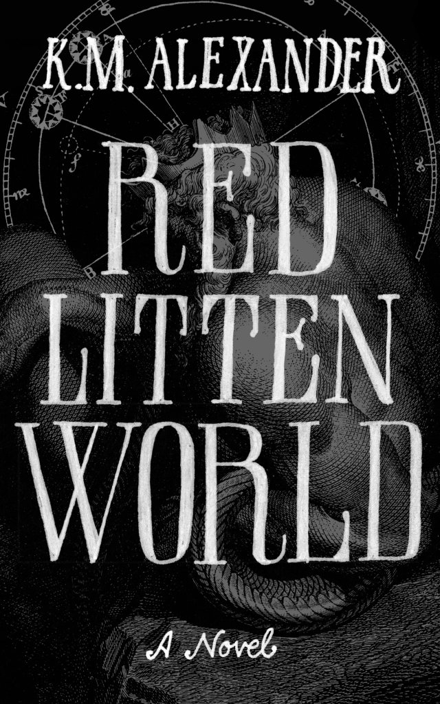 Cover for Red Litten World, Book III in the Bell Forging Cycle